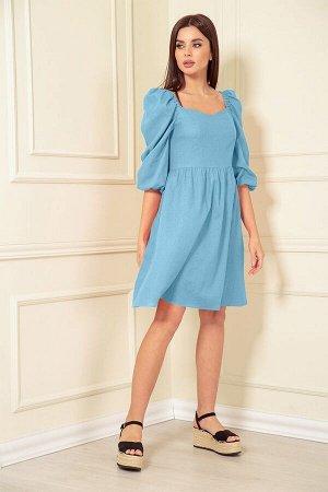 Платье Andrea Fashion AF-141/10 голубой