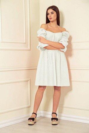 Платье Andrea Fashion AF-141/2 белый