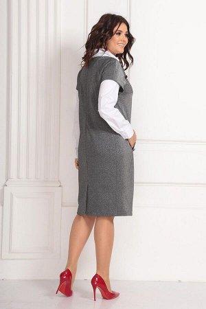 Блуза, сарафан Solomeya Lux 621-1
