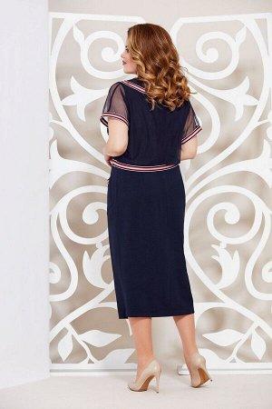 Блуза, платье Mira Fashion 4934