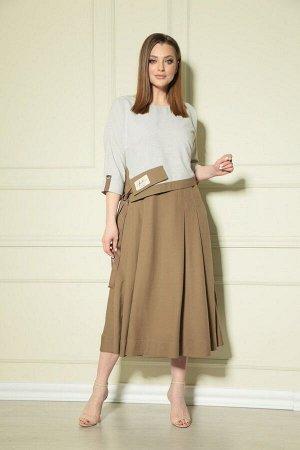 Платье Le Collect 265 песочный