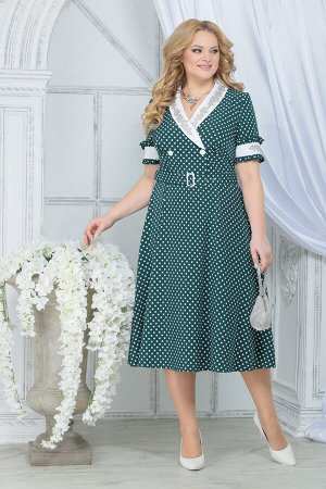 Платье Ninele 2290 изумруд