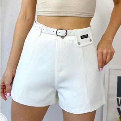 Женский гардероб! Стильная Одежда от 42 до 70 р-ра — Шорты женские 42-60 р-ры — Шорты