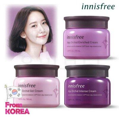 KOREA BEAUTY. Новинки профессионального ухода за волосами — Innisfree и Isntree.Омолаживающие ср-ва с экстрактом орхидеи — Уход проблемной кожи