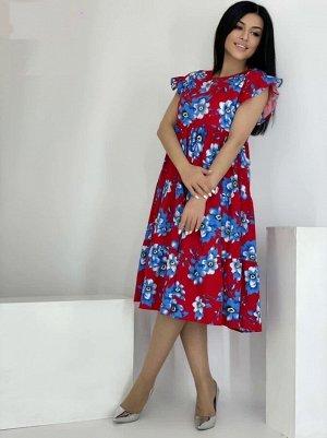 Платье Ткань Софт