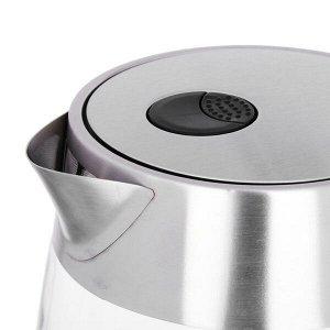 Чайник электрический 1,8л, LED подсветка