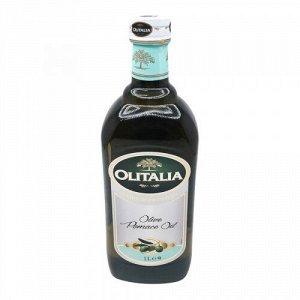 Масло из оливковых выжимок Olive Pomace oil Olitalia 1л