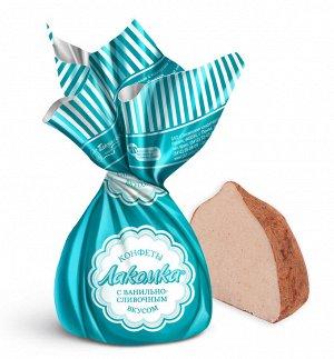 Конфеты Лакомка с ванильно-сливочным вкусом
