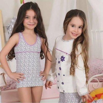 Baykar - любимое белье детям — Маечки девочкам — Майки