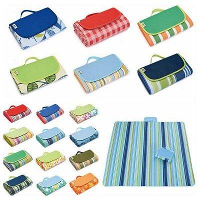 Готовимся к летнему сезону заранее! Аксессуары для бассейна — Пляжные коврики и покрывала — Спальные мешки и коврики