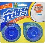 """Очиститель для унитаза """"Super Chang"""" (в таблетках) 40 г х 2 таблетки / 80"""