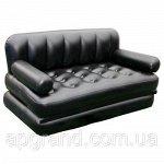 Надувной диван трансформер 5в1