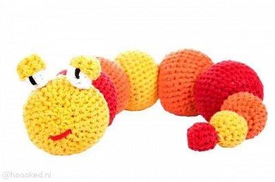 ХИТ сезона - пряжа ALIZE PUFFY все виды поштучно — Наборы для вязания игрушек — Наборы