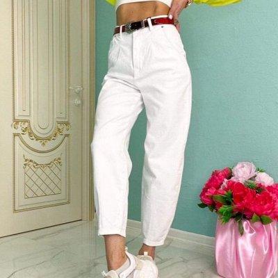 Гардероб для плюсиков! Стильная Одежда от 42 до 70 р-ра! — Джинсы- разные! Цветные на лето! — Джинсы