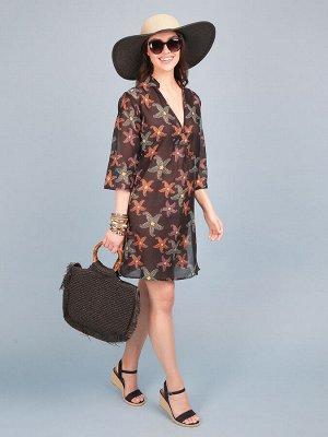 Платье 100% хлопок, FABRETTI, FRT2021017-2