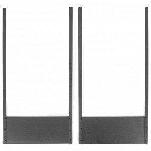 Мангал «Барбекю» с решетками, 70 х 35 х 70 см, коробка