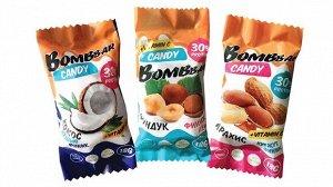 Bombbar Candy Конфета неглазированная, 18 гр