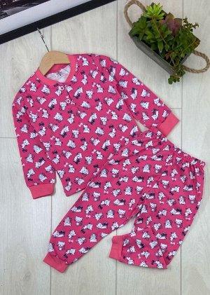 Пижама Ткань хлопок ( 100% х/б )