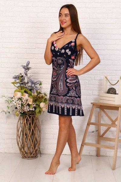 София , новинки трикотажа+ распродажа от 154 руб — Ночные сорочки, до 60 р-ра — Сорочки и пижамы