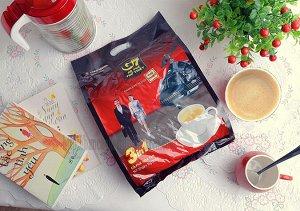 Вьетнамский растворимый кофе Trung Nguyen 3 в 1 50пак*16гр