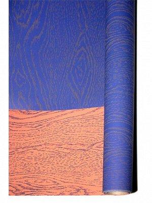 Бумага капелла двусторонняя дубовая доска пурпурная 70 см х 10 м