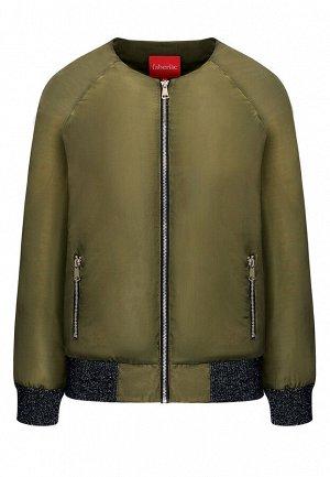 Куртка, цвет хаки