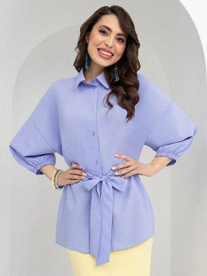 Рубашка Летящей походкой (фиалка)