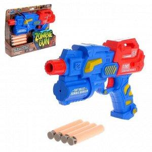 Бластер Zombie gun-16