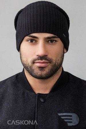 Leonardo uni шапка чёрный