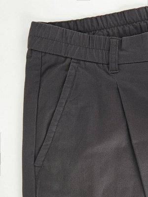 Свободные брюки carrot fit