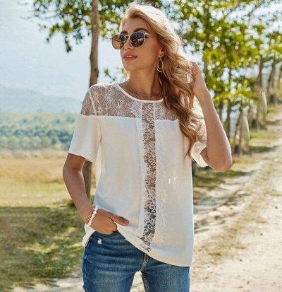 Совершенно 🌼 летняя коллекция женской одежды — Летние футболки, майки