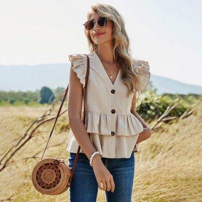 Совершенно 🌼 летняя коллекция женской одежды — Летние блузы