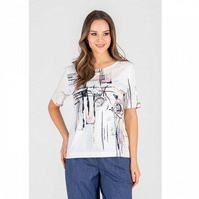 ELISEEVA OLESYA Красивая одежда до 58 размера Стоп 17.05 — Джемперы, туники — Одежда