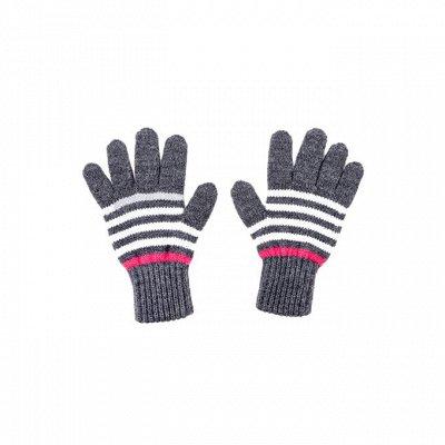 Крокид — Вся детская одежда — Рукавицы, перчатки — Вязаные перчатки и варежки