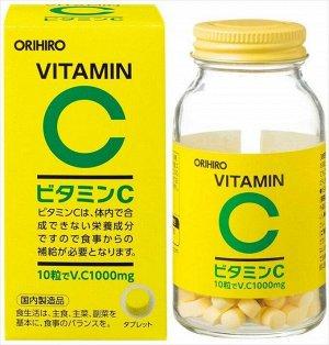 ORIHIRO / Витамин С Натуральный 1000 мг