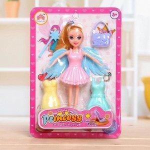 Кукла сказочная «Фея» с аксессуарами, МИКС