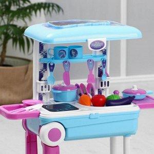 """Игровой модуль """"Кухня в чемоданчике"""", Холодное сердце"""