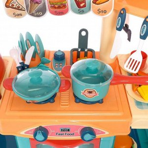 Уценка (Помята упаковка) Игровой набор «Кухня ресторана» с аксессуарами