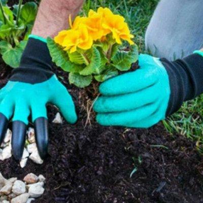 Распродажа семян, удобрений и садового инвентаря — Перчатки для садовых работ