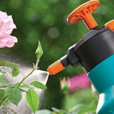 Распродажа семян, удобрений и садового инвентаря — Опрыскиватели
