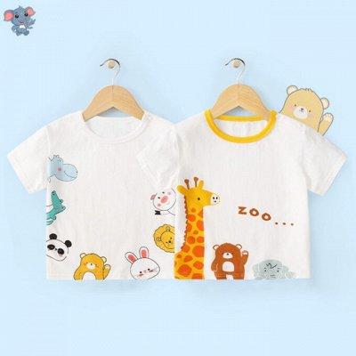 👼 Недорогая одежда для малышей. Многослойные трусики 130 руб — Футболки