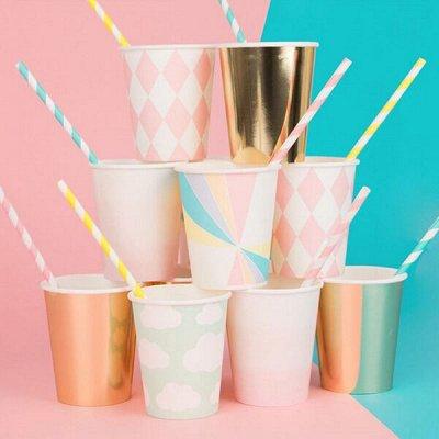 Планета праздника - всё для твоей вечеринки — Декор для стола, одноразовая посуда люкс — Праздники