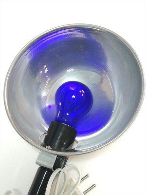 Рефлектор Минина (синяя лампа) Еко-02 (хром)