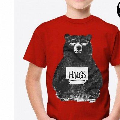 Мегамаркет футболок для всей семьи! Восторг! — Детские футболки 3 — Футболки
