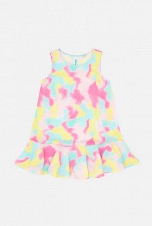 Платье детское для девочек Rumana цветной
