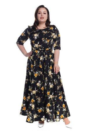 Платье-5022