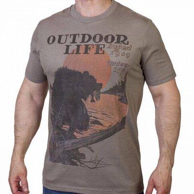 Мужские футболки от 200 рублей!