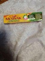 Зубная паста Dabur Meswak 100г.