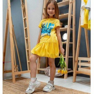 ☀️ИНОВО - Стильная одежда, которую обожают дети 😉 — Туника / Футболка / Для девочек — Футболки