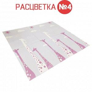 Складной детский коврик / 180 x 200 см